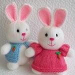 örgü tavşanlar