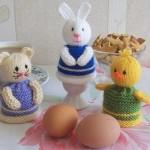 örgüden yumurtalıklar
