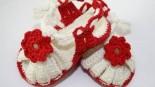 Bebek Patik ve Parmak Arası Patik Modelleri