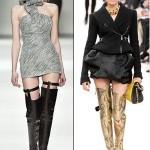 bayan çizme modası 2012