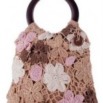 dantel çanta modeli