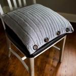 dekoratif bej yastık modeli