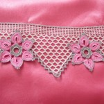 iğne oyası dantel havlu kenarı modelleri örnekleri