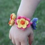 kız çocukları için rengarenk bilezik