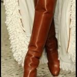 koyu kahverengi kadınlar için çizme