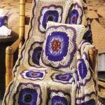 motif örtü ve yastık örneği